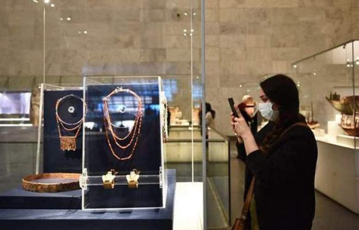 1200 زائر لمتحف الحضارة في أول أيام افتتاحه
