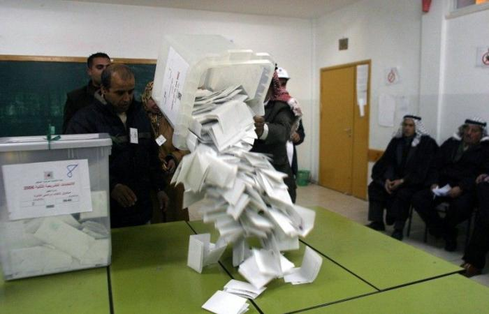 36 قائمة تتنافس في الانتخابات الفلسطينية