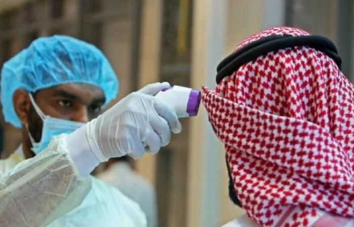 خريطة توزيع إصابات كورونا: الرياض 319 حالة