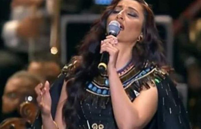 السوبرانو أميرة سليم: ردود الأفعال عن حفل المومياوات الملكية «أبكتني»