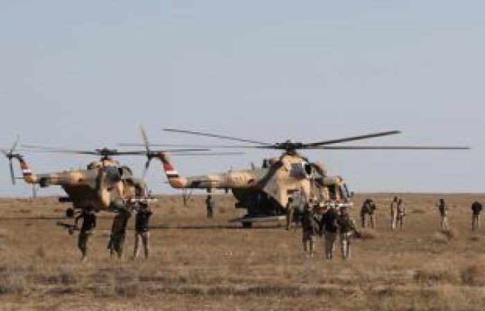 الأمن العراقى يلقى القبض على داعشى فى كركوك