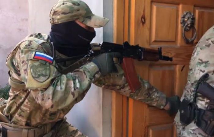 جهاز الأمن الفدرالي الروسي يحبط عملية إرهابية ويعتقل المتورطين