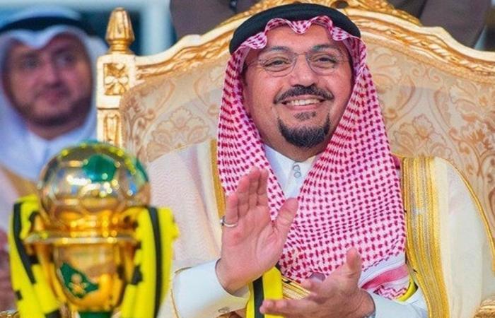 أمير القصيم يهنئ التعاون على تأهله لنهائي كأس خادم الحرمين الشريفين