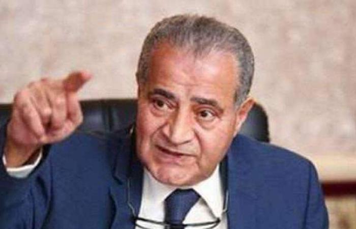 وزير التموين: طرح 100 ألف فرخة يوميا في رمضان.. والكيلو بـ30 جنيها