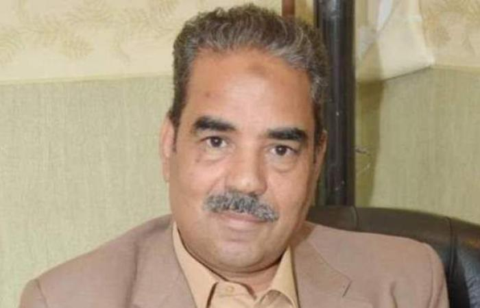 وفاة مصطفى منصور وكيل وزارة الشباب والرياضة