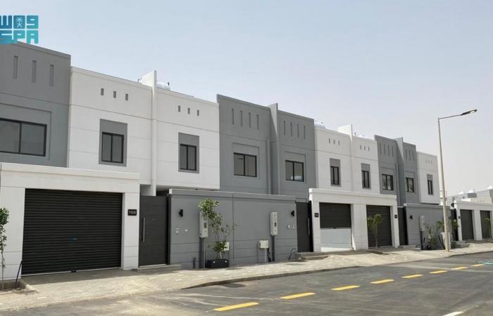 برنامج سكني يسلّم المرحلة الأولى من مشروع لؤلؤة الديار في ينبع