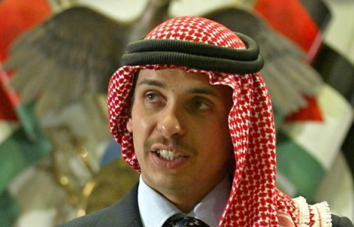 الديوان الملكي الأردني يعلن تطورات إيجابية لأزمة الأمير حمزة المتهم بالتآمر
