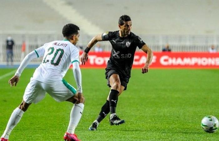 ثنائي الزمالك ضمن التشكيل الأفضل بالجولة الخامسة في دوري أبطال إفريقيا