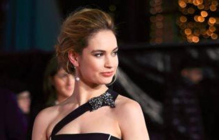 5 معلومات عن ليلى جيمس بطلة Cinderella فى عيد ميلادها الـ32