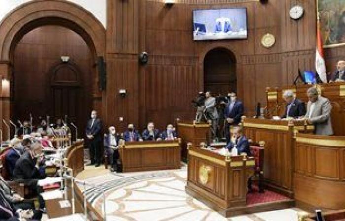مجلس الشيوخ يحيل خطة التنمية الاقتصادية لعام 21/22 إلى اللجنة المالية