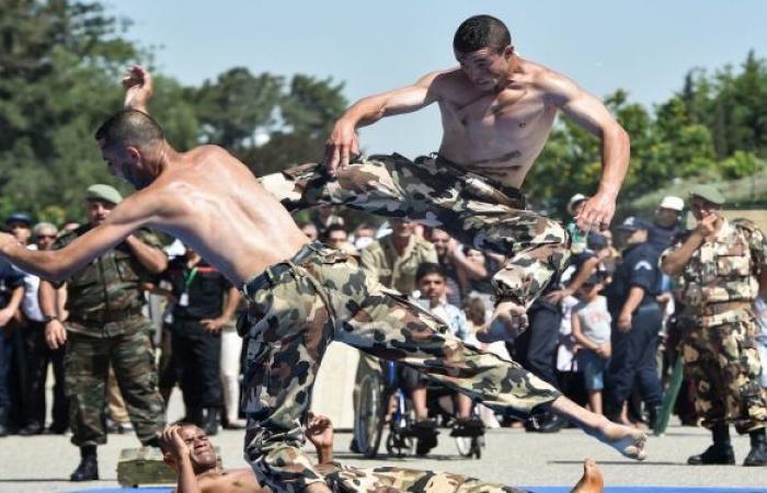 """بعد تدريب """"إنزال المظليين""""... ما قدرات الجيش الجزائري؟"""