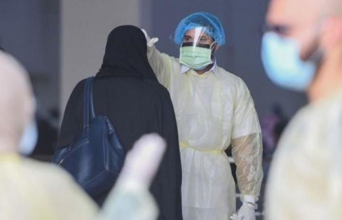 السعودية تسجل 792 إصابة جديدة بـ كورونا وتعافي 467