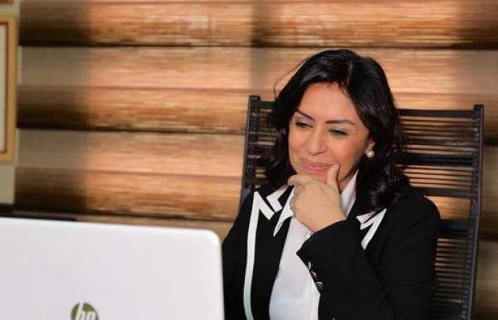 مايا مرسي: نعمل على التحول الرقمي للمجلس القومي للمرأة وتدريب أعضائه