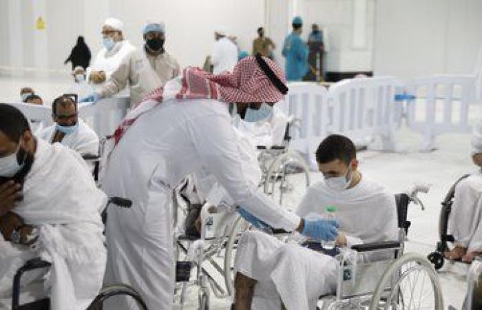 رئاسة الحرمين تخصص 4 مصليات لذوى الإعاقة فى المسجد الحرام خلال رمضان.. صور