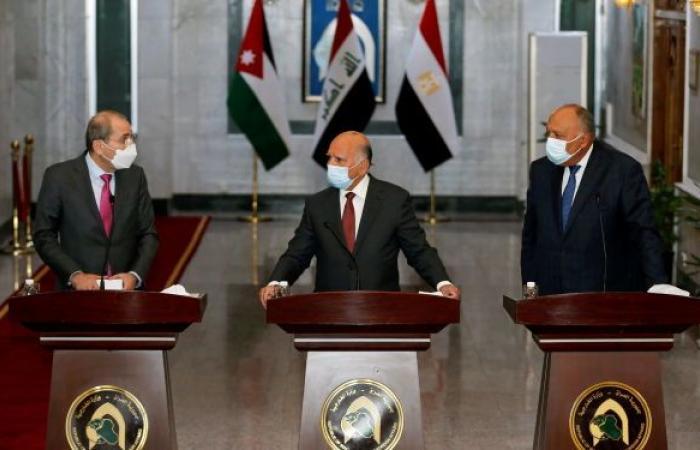 تأجيل القمة الثلاثية بين مصر والأردن والعراق للمرة الثانية بطلب من عمان