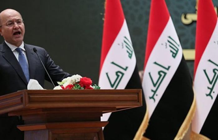 الرئيس العراقي يدعو إلى عودة المهجّرين الإيزيديين إلى مناطقهم