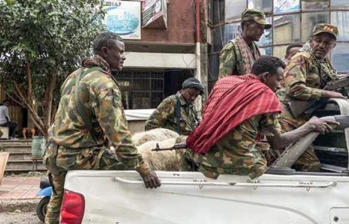 مقتل 100 شخص باشتباكات على حدود منطقتين غرب إثيوبيا