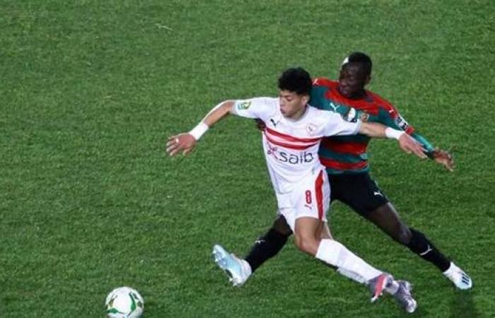 قناة مفتوحة تنقل مباراة الزمالك ومولودية الجزائر