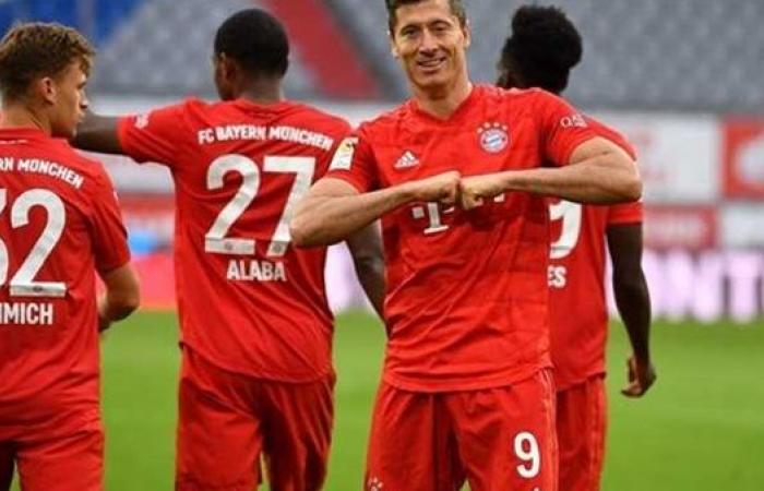 تشكيل بايرن ميونيخ المتوقع ضد باريس سان جيرمان فى دوري أبطال أوروبا