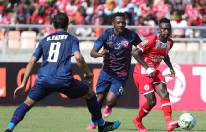 الحكاية تكشف.. كواليس العودة المنتظرة للاعب الأهلي أمام سيمبا التنزاني
