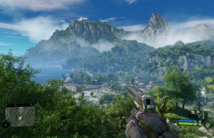 تحديث الجيل الجديد للعبة Crysis Remastered بات مُتاح الآن