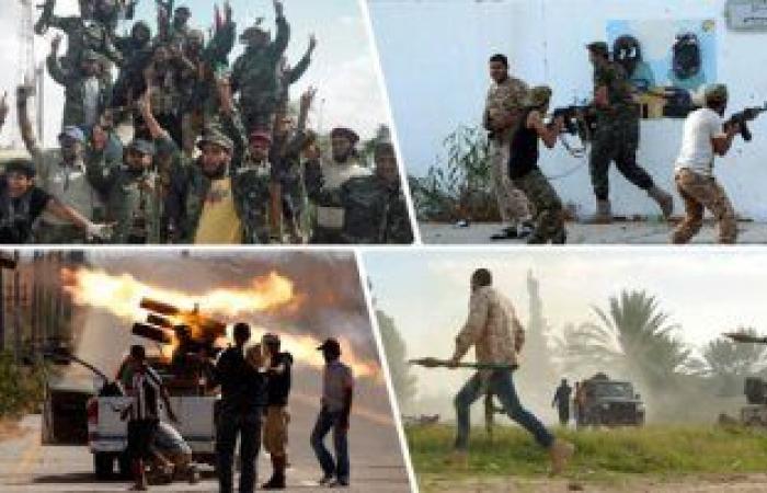 وزير الدفاع الإيطالى: وقف إطلاق النار فى ليبيا يهدده المرتزقة والمليشيات