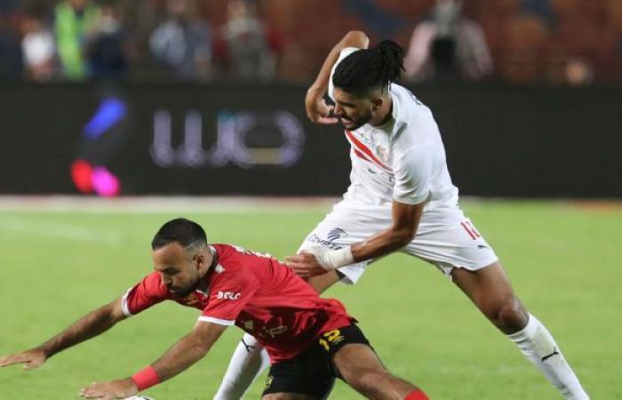 رسميا مباراة القمة بين الأهلي والزمالك بحكام مصريين ورد ناري من ميت عقبة