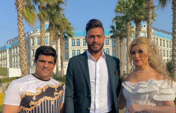 محمد أبو جبل يعقد قرانه فى حفل عائلى اليوم