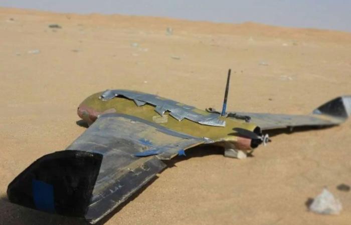 اليمن.. إسقاط طائرة حوثية مفخخة بالقرب من مخيم نازحين في مأرب