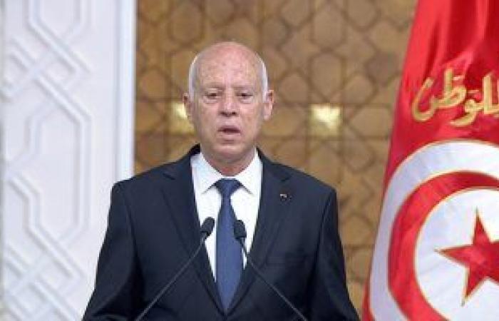 الرئيس قيس سعيد يدعو الرئيس السيسى لزيارة تونس الفترة المقبلة