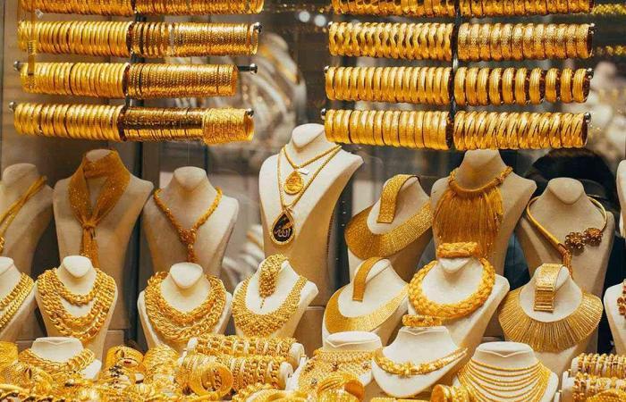 تراجع أسعار الذهب في السوق السعودية بتعاملات السبت