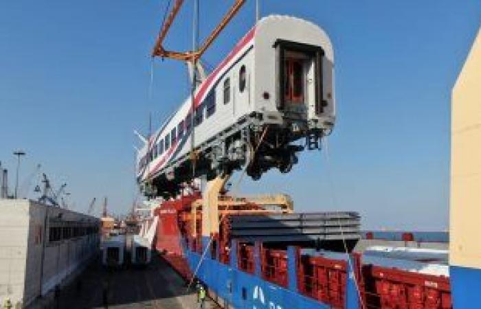 هيئة السكة الحديد تستقبل دفعة جديدة من العربات الروسية.. الأسبوع المقبل