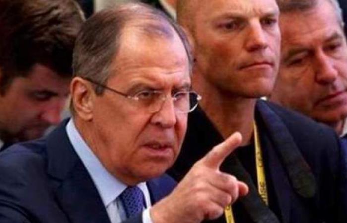 لافروف: روسيا مهتمة بتسوية سد النهضة من خلال الحوار الثلاثي
