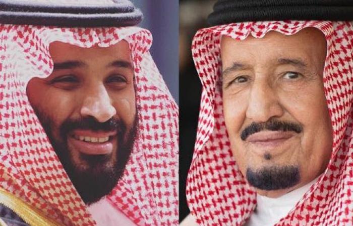 الملك سلمان وولي العهد يتلقيان برقيات تهانٍ من قادة الدول الإسلامية بمناسبة حلول رمضان