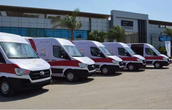التخطيط تسلم الدفعة الأولى من سيارات الخدمات التكنولوجية المتنقلة لوزارة العدل