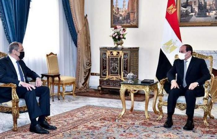 سد النهضة.. السيسي: مياه النيل مسألة أمن قومي لمصر