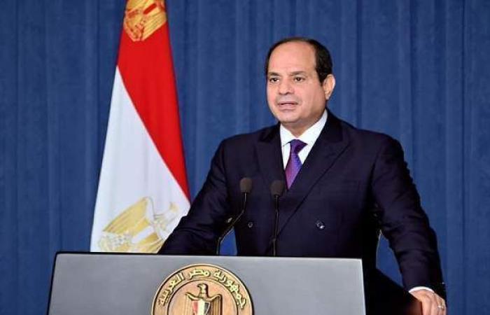السيسي يؤكد الموقف الاستراتيجي الثابت لمصر القائم على استعادة الأمن والاستقرار