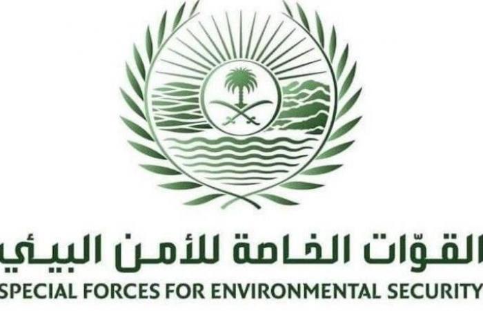 «الأمن البيئي» تضبط مخالفَين يقومان بنقل الرمال وتجريف التربة