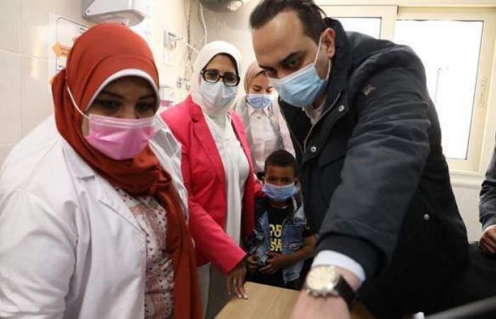 الصحة: تقديم 230 ألف خدمة طبية لأهالي الأقصر