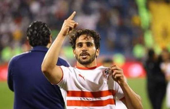 عبدالله جمعة يواصل برنامجه التأهيلي في الزمالك