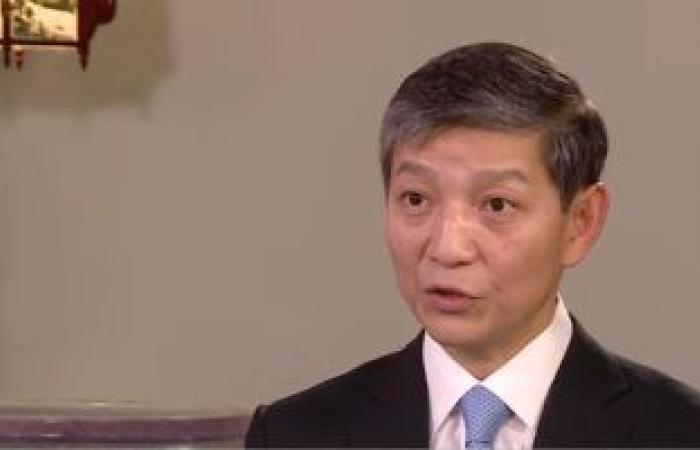 سفير الصين بالقاهرة يهنئ الشعب المصرى بحلول شهر رمضان