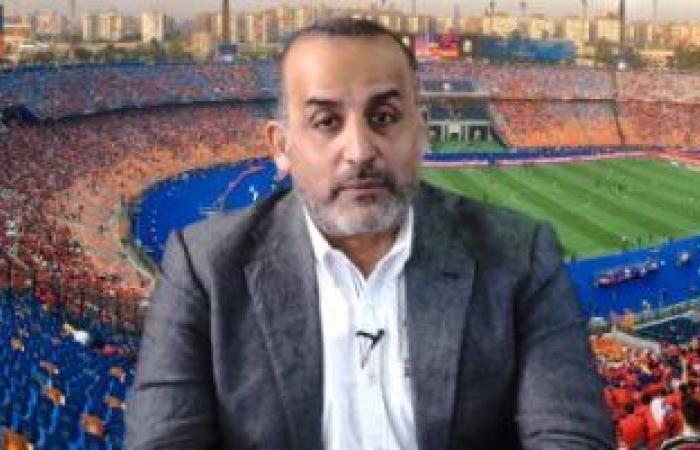محمد شبانة يتحدث عن موقف الشناوى من القمة وعقوبة عاشور على تليفزيون اليوم السابع