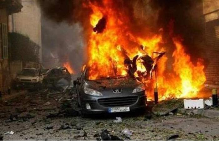 مقتل وإصابة 3 أشخاص في انفجار سيارة مفخخة بمدينة جنزور الليبية