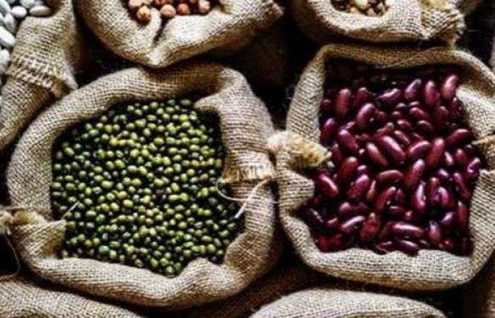 أسعار البقوليات اليوم الأربعاء 14-4-2021 في الأسواق المصرية