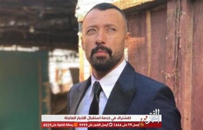 """أحمد فهمي يتحدث عن مشهد استشهاده في """"الاختيار 2""""..ودوره في """"وكل ما نفترق"""""""