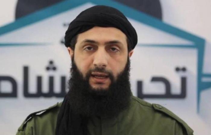 قيادي سابق في «هيئة تحرير الشام»: الجولاني فاسد.. ولابد من عزله