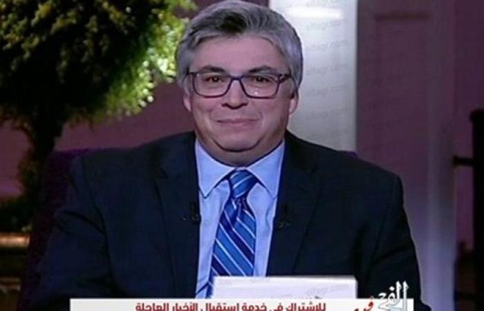 """إصابة مقدم برنامج """"القاهرة اليوم"""" الإعلامي جمال عنايت بكورونا"""