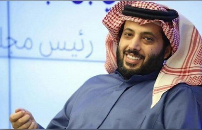 تركي آل الشيخ يتبرع بمليون ريال لـ الحملة الوطنية للعمل الخيري