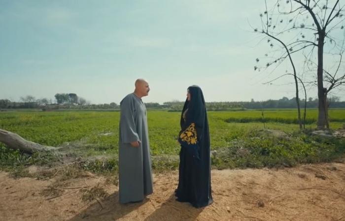 نسل الأغراب الحلقة 4 .. جليلة تقابل عساف لأول مرة والخبر يصل لزوجها غفران