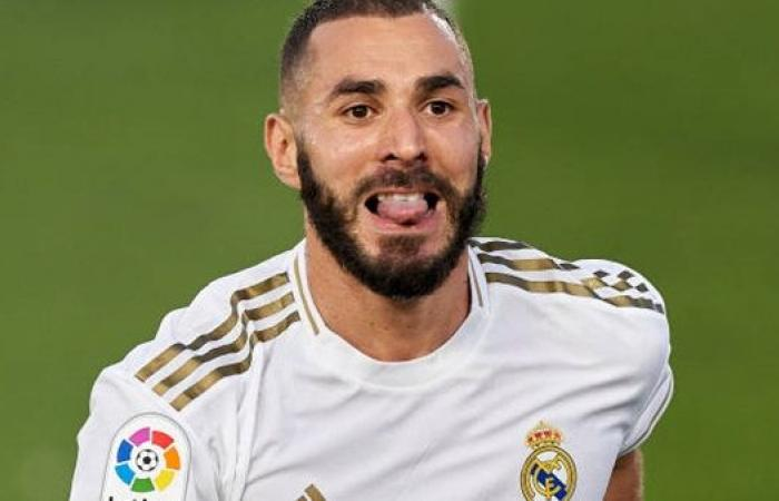 ريال مدريد يحسم مستقبل بنزيما
